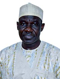 Honourable Alamine Ousmane Mey
