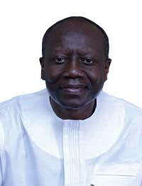 Honourable Ken Ofori-Atta